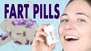We Took Pills To Make Our Farts Smell Like Flowers