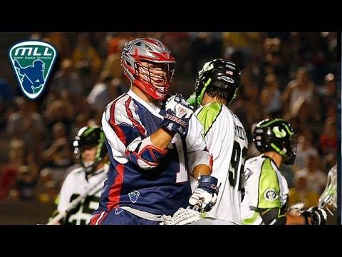 MLL Week 8 Highlights: New York at Boston