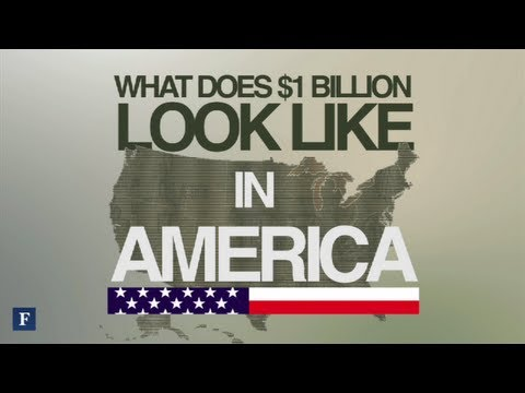 What Can You Buy With $1 Billion?