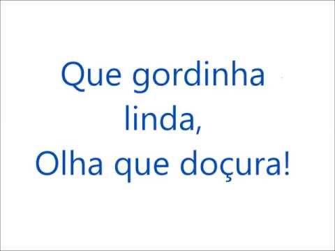 Sorriso Maroto - Fofinha Delicia (Letra)