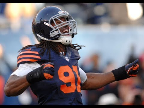 David Bass interview (Chicago Bears DE)
