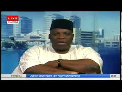 FG, Boko Haram And Nigerians: A Game Of Football - Doyin Okupe Pt.1
