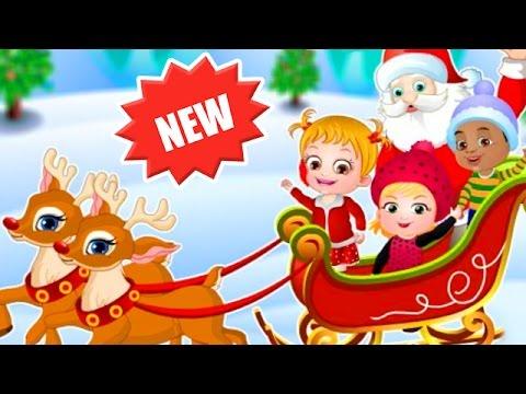 Baby Hazel Game Movie - Baby Hazel Christmas - Dora the Explorer