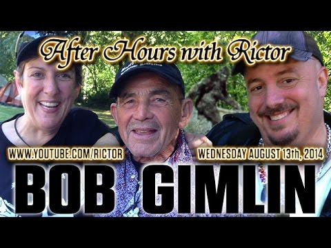 After Hours with Rictor (The #1 Bigfoot Webcast): Bob Gimlin