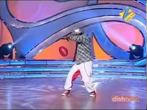 Best Balloon Dance ever - Chura Ke Dil Mera (Dharmesh Sir)