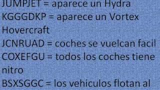 Trucos Para GTA PC (Loquendo)