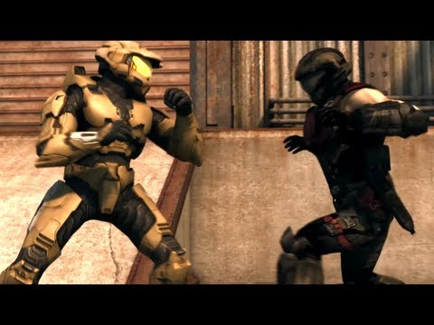 Red vs. Blue: We Will Rock You (Action Montage)