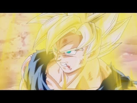 DragonBall Z Ultimate Tenkaichi Cutscene: Krillin's Death &amp; Goku Transforms into SSJ [720p HD]