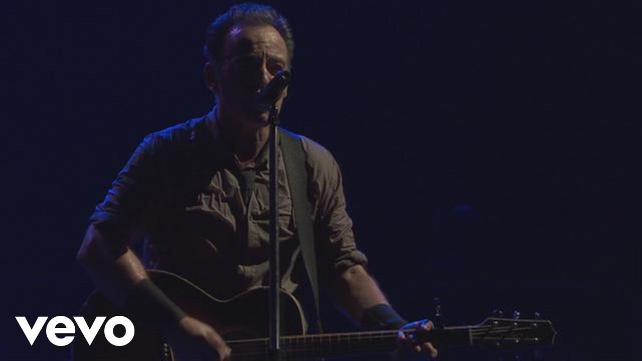 Bruce Springsteen Secret Garden Leeds 7 24 13 Youtube