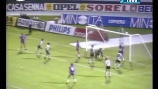Sporting - 1 Fiorentina - 2 de 1988/1989 Torneio Internacional de Lisboa