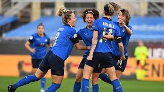 UEFA Women's EURO 2022: Azzurre qualificate!