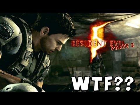Resident Evil 5 - Primeiro Boss - Com @NetoDorico - Parte 2