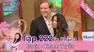 CHỒNG TÂY khiến khán giả vỡ òa vì dù bệnh vẫn muốn làm vợ vui | Gavin - Thanh Tuyền | VCS #222😭