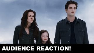 Twilight Breaking Dawn Part 2 Movie Review : Beyond The