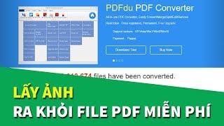 Cách lấy ảnh ra khỏi file PDF bằng công cụ online miễn phí