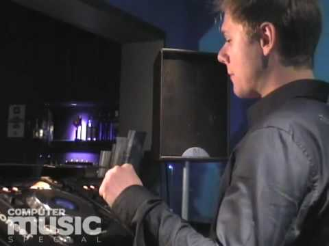 How To DJ with Armin van Buuren (1/2), World's Number One DJ [Trance Energy 2009 Intro / Opening]