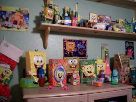 spongebob room youtube