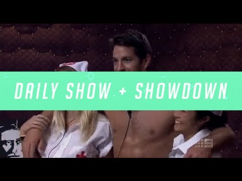 Big Brother Australia 2013 - Daily Show + Showdown - Episode 48 - Thursday 19/09/13
