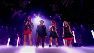 Little Mix Do A Beyonce The X Factor 2011 Live Semi-Final