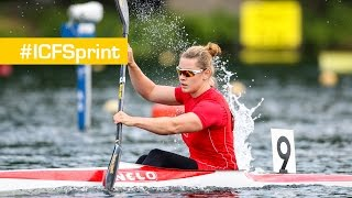 REPLAY LIVE 24/05/2015 - ICF Canoe Sprint World Cup 2 - Duration: 1:16:46.
