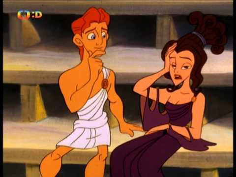 Herkules a Gorgona