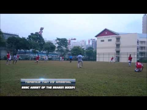 SSSC BPL Fan Club League Assist of the Season 2013/14