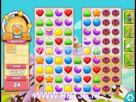 Cookie Jam level 24