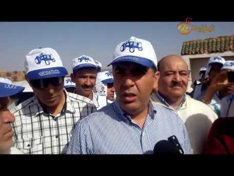 مصطفى مشارك والمغرب العميق