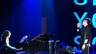 周柏豪 @廣州演唱會 【六天】 (楊愛瑾伴奏) YouTube 影片