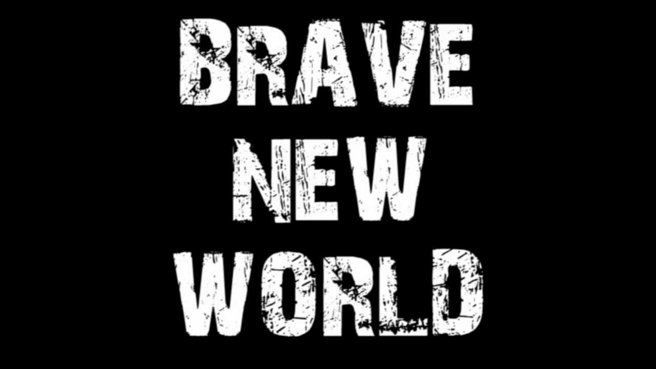 brave new world paper thesis Read this essay on brave new world essay come browse our large digital warehouse of free sample essays get the knowledge you need in order to pass your classes and more.