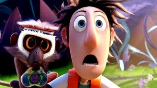 Cloudy With A Chance Of Meatballs 2 2013 Movie Trailer