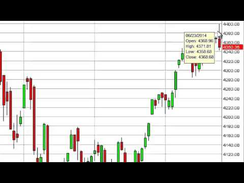 NASDAQ Technical Analysis for June 25, 2014 by FXEmpire.com