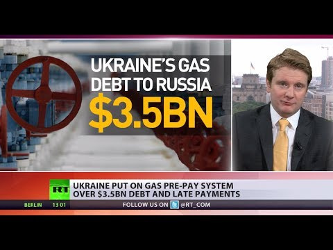 'No more mollycoddling!' Moscow calls out Ukraine's gas debt denial
