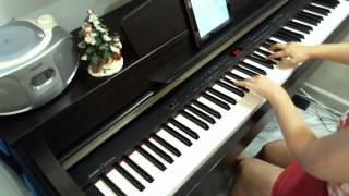 EXO 12월의 기적 (Miracles In December) Piano Sheets
