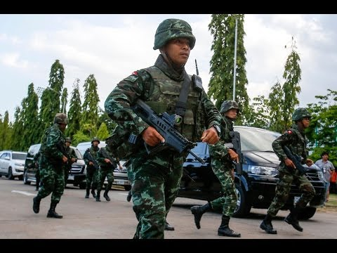Thai Army Stages Coup After Talks Between Rivals Fail