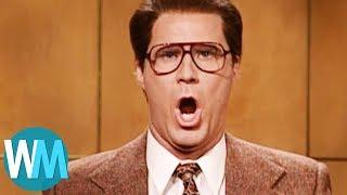 Top 10 SNL Weekend Update Characters