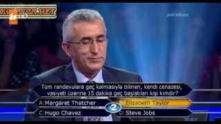 Kim Milyoner Olmak Ister 236. bölüm Kamil Solak 12.06.2013