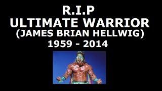 Ultimate Warrior Death Tribute Video WWE 2K14