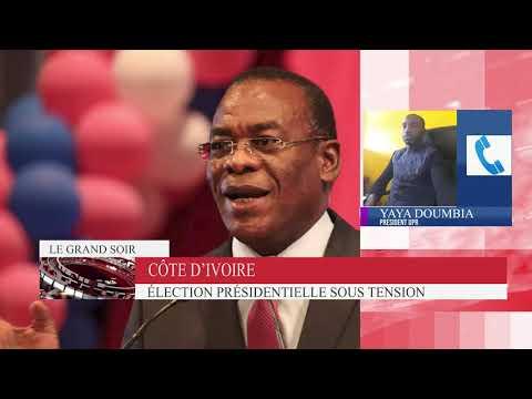CÔTE D'IVOIRE ,vers un tournant décisif ?