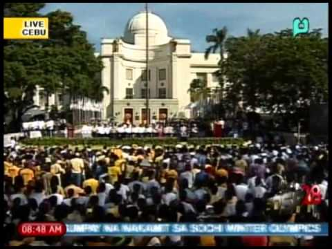 [Part 5/] EDSA 28 - 28th Anniversary of EDSA People Power Revolution - PTV Coverage [02/25/14]