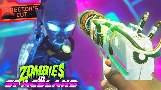 IW ZOMBIES SUPER EASTER EGG: SPACELAND & RAVE! (INFINITE WARFARE ZOMBIES DIRECTORS CUT)
