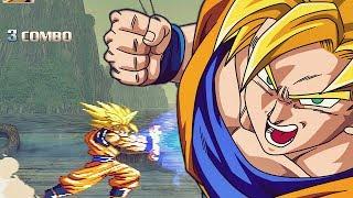 SSJ Goku Z2 Hyper Dragon Ball Z By Balthazar