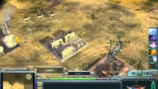 Baj plays: C&C Generals - Contra mod - SW2 view on youtube.com tube online.
