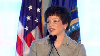 Valerie Jarrett Speaks at Bernstein Symposium