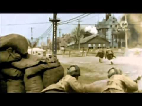 Druh� svetov� vojna vo farbe