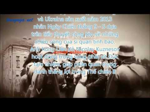 Đi trên lưỡi dao T.2 HD. Phim tình báo chiến tranh Nga 2014, sub Việt