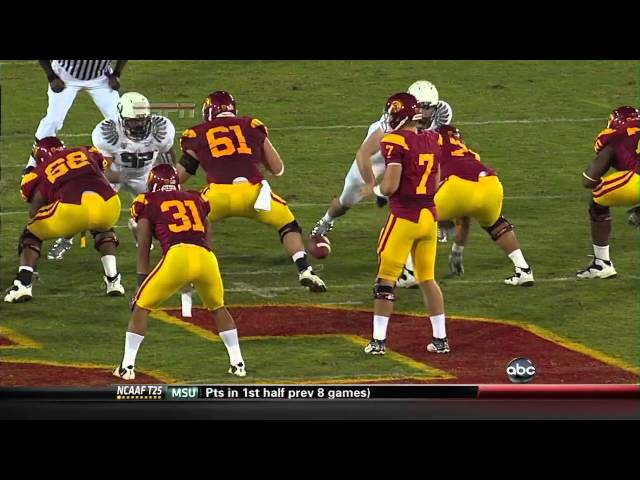 The Trojan Game Plan and How Oregon will Beat USC in 2012