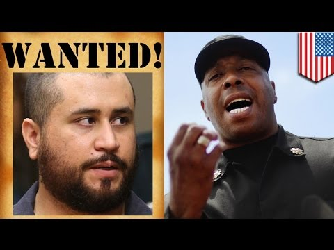 George Zimmerman flees Miami after $10000 bounty is put on his head