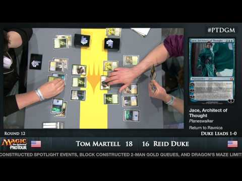Pro Tour Dragon's Maze - Day 2 Round 12