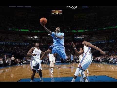 Los Angeles Clippers beat Oklahoma City Thunder 125-117! Jamal Crawford Scores 36 Points!